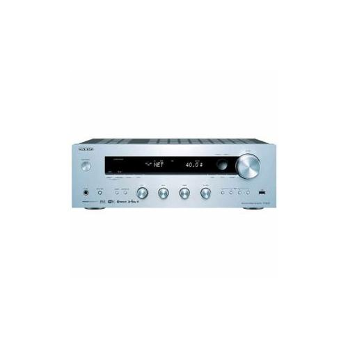 ONKYO 【ハイレゾ音源対応】 ネットワークステレオレシーバー TX-8250-S(代引不可)【送料無料】