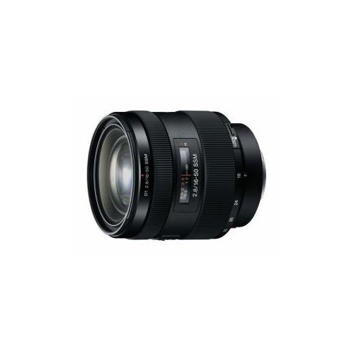 SONY 交換レンズ DT 16-50mm F2.8 SSm (APS-C用ソニーA(α)マウント) SAL1650(代引不可)【送料無料】