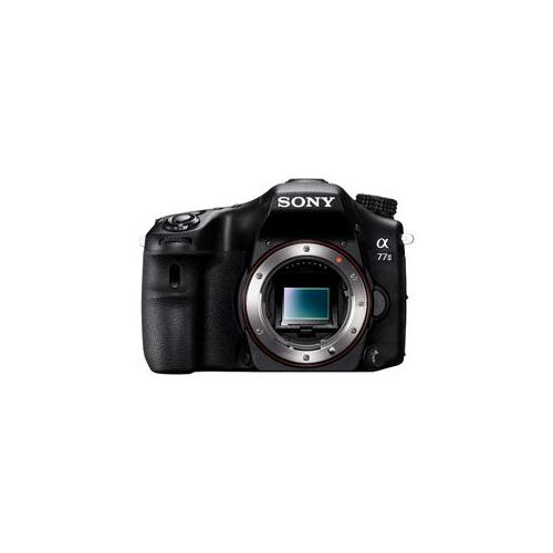 SONY デジタル一眼レフカメラ α77 II ズームレンズキット ILCA-77m2Q(代引不可)【送料無料】