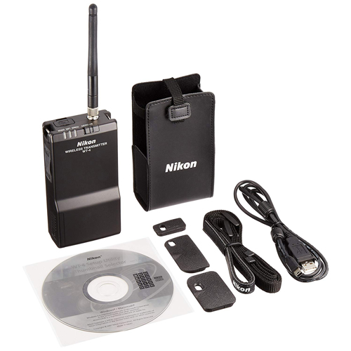 Nikon ワイヤレストランスミッター WT4(代引不可)【送料無料】