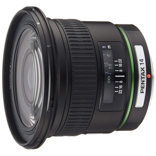 Pentax 交換式レンズ DA14mmF2.8(代引不可)【送料無料】