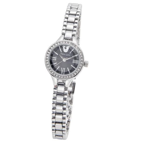 TirrLirr 腕時計 ジュエリー ウォッチ ブランド レディース twc-104RHBK(代引不可)【送料無料】