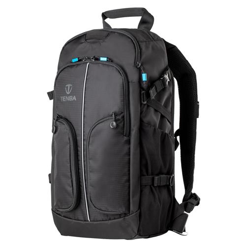 TENBA Shootout Backpack 14L Slim Black V632-455 カメラ カメラアクセサリー その他カメラ関連製品 TENBA V632-455(代引不可)【送料無料】