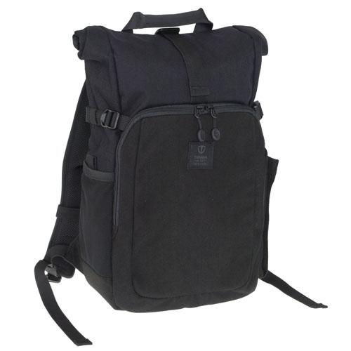 TENBA Fulton 10L Backpack - Black V637-721 カメラ カメラアクセサリー その他カメラ関連製品 TENBA V637-721(代引不可)【送料無料】