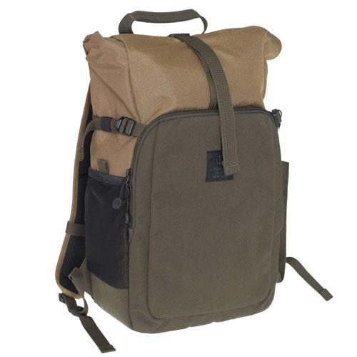 TENBA Fulton 14L Backpack - Tan/Olive V637-724 カメラ カメラアクセサリー その他カメラ関連製品 TENBA V637-724(代引不可)【送料無料】