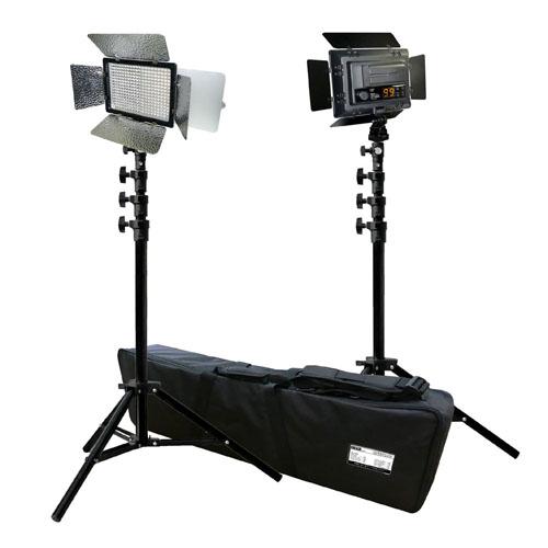 LPL LEDライトVL-7200CX/K2 L26897 カメラ カメラアクセサリー その他カメラ関連製品 L26897(代引不可)【送料無料】