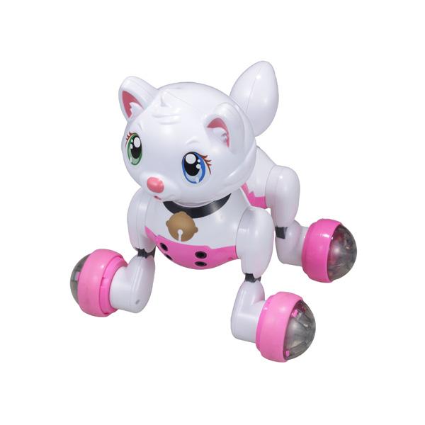 キヨラカ ロボット猫 かまってにゃん RN-N01(代引不可)【送料無料】