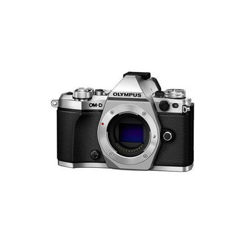 人気カラーの OLYMPUS デジタル一眼カメラ OM-D E-M5 Mark II ボディ (シルバー) OM-D-E-M5MK2BODY カメラ カメラ本体 デジタルカメラ OLYMPUS()【送料無料】, Lumiebre(ルミエーブル) 3855cdac