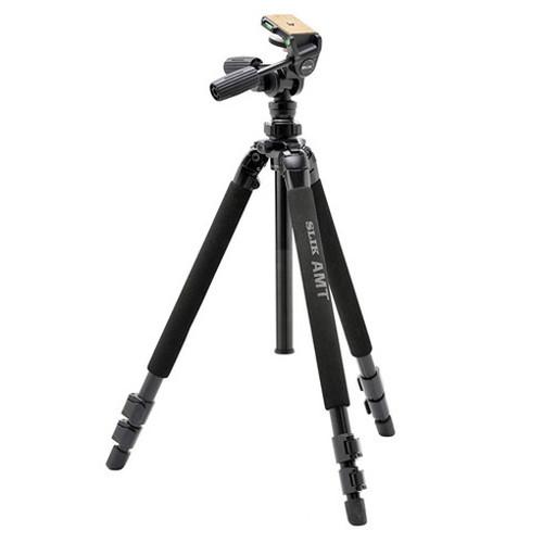SLIK 大型プロ三脚 プロ 500 DX III N 500DX3N カメラ カメラアクセサリー その他カメラ関連製品 SLIK(代引不可)【送料無料】