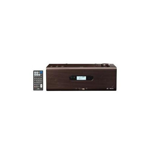 JVCケンウッド Bluetooth対応 CDコンポ ブラウン RD-W1-T 家電 オーディオ関連 その他オーディオ機器 JVCケンウッド(代引不可)【送料無料】