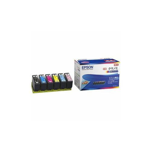 EPSON 純正 インクカートリッジ(増量6色パック) クマノミ KUI-6CL-L パソコン パソコン周辺機器 インク EPSON(代引不可)【送料無料】