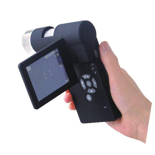 スリーアールソリューション 携帯式デジタル顕微鏡 3R-MSV201 カメラ カメラ関連製品 顕微鏡 スリーアールソリューション(代引不可)【送料無料】