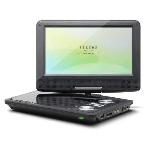9インチフルセグポータブルDVDプレーヤー VS-FD5090 家電 映像関連 ポータブルDVDプレーヤー(代引不可)【送料無料】