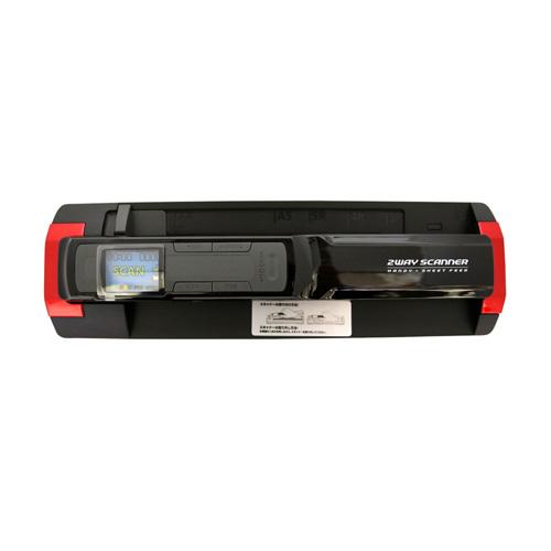 ミヨシ 高解像度対応 2WAYスキャナー ブラック UMSC-06 パソコン パソコン周辺機器 スキャナ ミヨシ(代引不可)【送料無料】