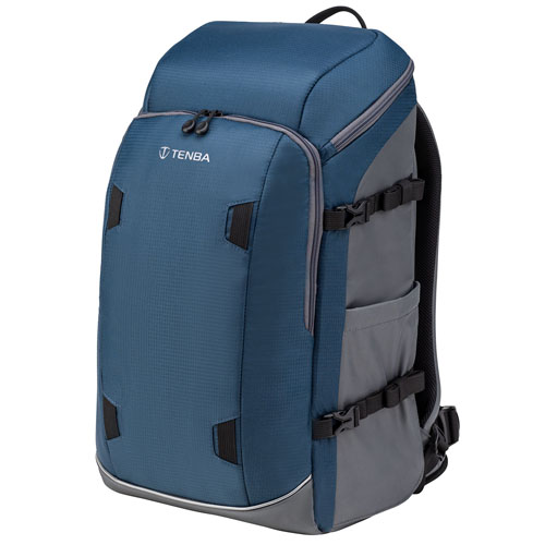 TENBA SOLSTICE BACKPACK 24L ブルー V636-416 カメラ カメラアクセサリー その他カメラ関連製品 TENBA(代引不可)【送料無料】