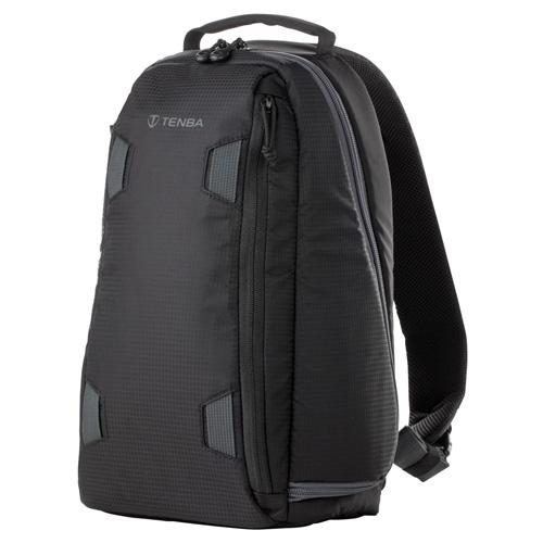 TENBA SOLSTICE スリングバッグ 7L ブラック V636-421 カメラ カメラアクセサリー その他カメラ関連製品 TENBA(代引不可)【送料無料】