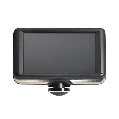 サンコー 5インチ360度ドライブレコーダー&リアカメラ THCARVR36R(代引不可)【送料無料】