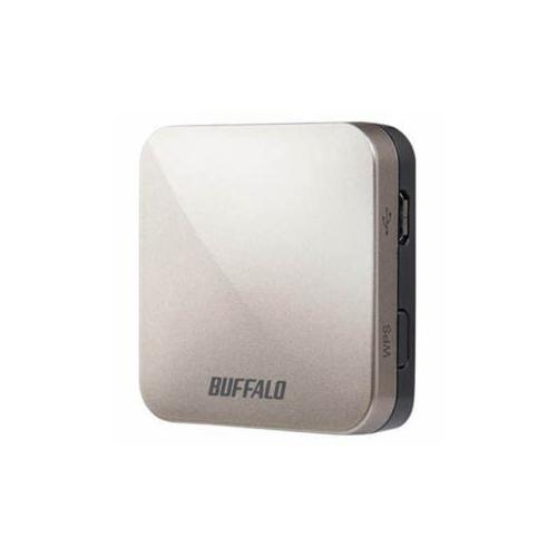 BUFFALO Wi-Fiルーター ブランド品 WMR-433W2シリーズ アッシュシルバー 代引不可 在庫処分 WMR-433W2-AS