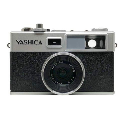 YASHICA ヤシカ デジフィルムカメラ フィルム カメラ Y35 with digiFilm200セット YAS-DFCY35-P38(代引不可)