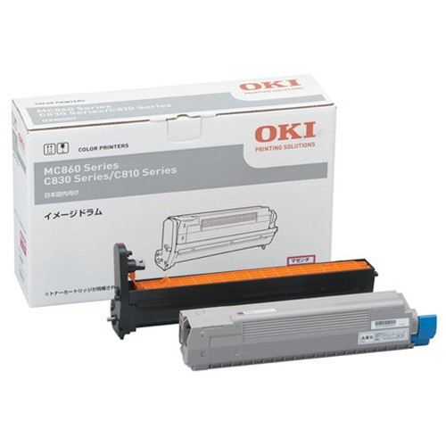 OKI 沖データ OKIデータ イメージドラム マゼンタ ID-C3KM コピー機 印刷 替え カートリッジ ストック トナー(代引不可)