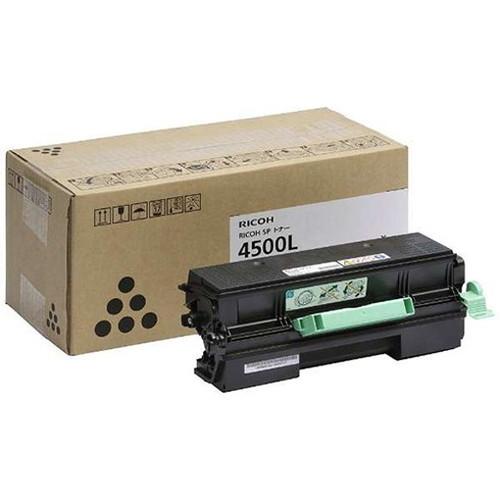 RICOH リコー IPSiO イプシオ 送料込 SP トナーカートリッジ 4500L 600546 替え 代引不可 カートリッジ トナー 印刷 コピー機 ストック 最安値挑戦
