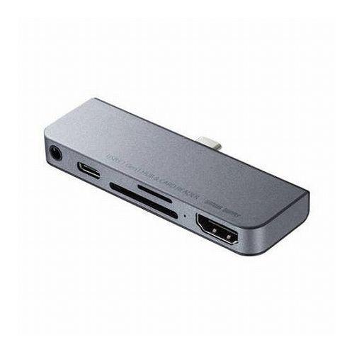 サンワサプライ iPad Pro専用ドッキングハブ USB-3TCHIP2(代引不可)