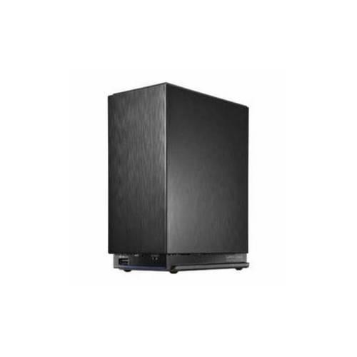 IOデータ NAS PC向け 8TB搭載/2ベイ デュアルコアCPU搭載 HDL2-AAXシリーズ HDL2-AAX8(代引不可)