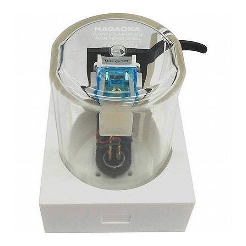 ●NAGAOKA ナガオカ MM型スクラッチ対応カートリッジ ヘッドシェル付 DJ-03HD(代引不可)