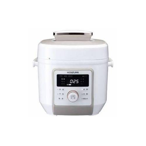 コイズミ 電気圧力鍋 KSC4501W(代引不可)