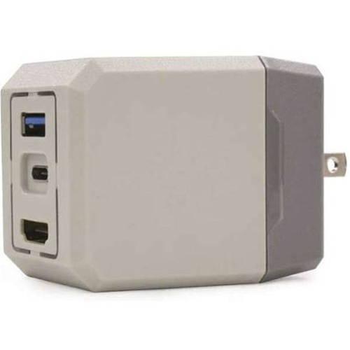 送料無料 コロンバスサークル セットアップ 優先配送 Switch用 CC-NSCDA-GR 代引不可 コンパクトドックアダプタ