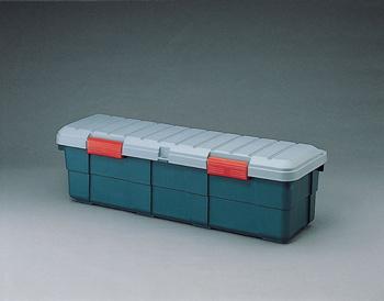 アイリスオーヤマ カートランク SE-130 RVBOX グレー/ダークグリーン SE-130(代引き不可)【int_d11】
