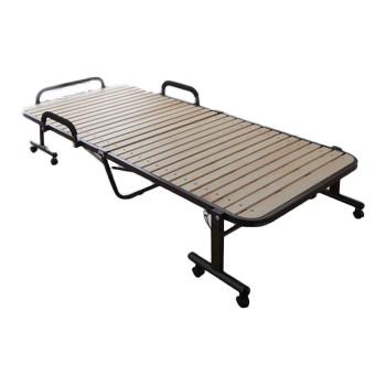 アイリスオーヤマ 折りたたみすのこベッド ベッド ナチュラルOTB-WH(代引き不可)【inte_D1806】【送料無料】