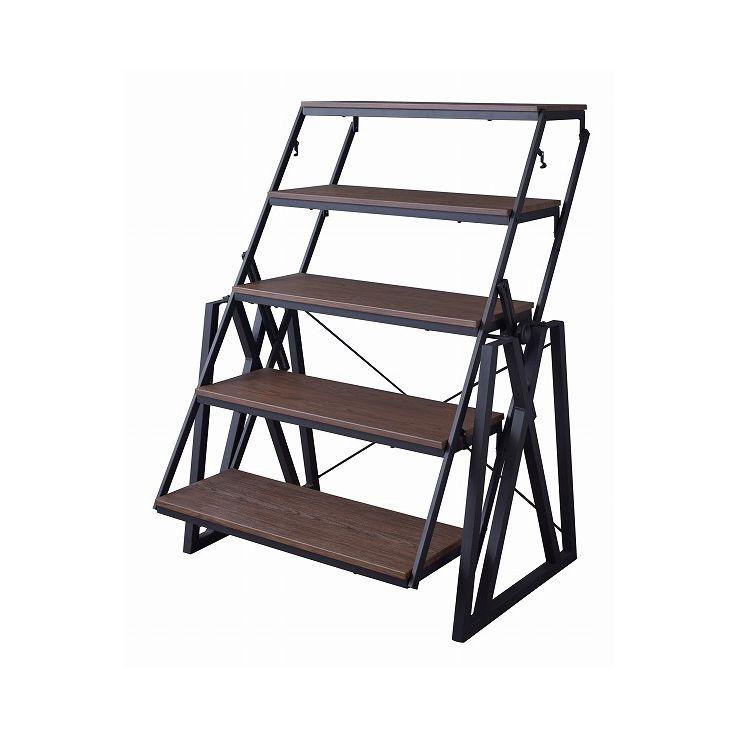 ムービング シェルフテーブル テーブル 机 ダイニング 収納 テーブル 木製 サイドテーブル ナイトテーブル 高さ 昇降式 脇机(代引不可)【送料無料】