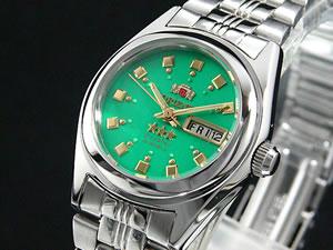 オリエント ORIENT 腕時計 スリースター レディース BNQ1X003N9