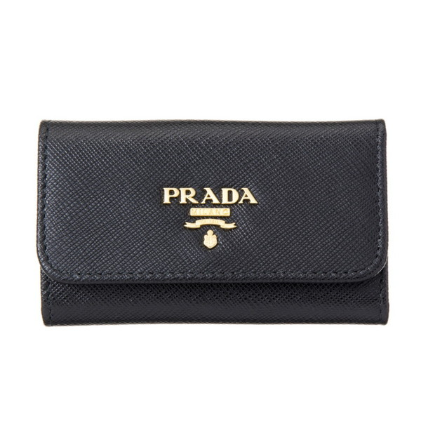 PRADA プラダ 1PG222 QWA F0002 キーケース NERO【送料無料】