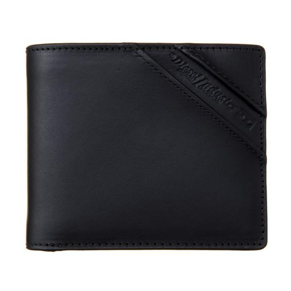 ディーゼル DIESEL【X04755PR480T8013】Black 二つ折り財布【送料無料】