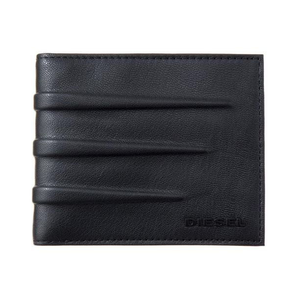 ディーゼル DIESEL【X05039PR160T8013】Black 二つ折財布【送料無料】