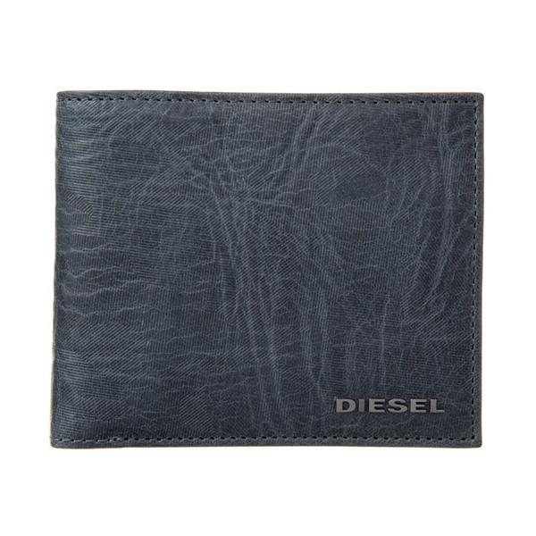 ディーゼル DIESEL【X05351P1683H6712】Legion Blue-Butterum 二つ折財布【送料無料】