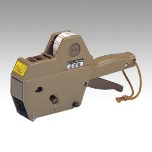 ニチバン Sho-Hanラベラーこづち R08 1 台 SHK8-ZEI 文房具 オフィス 用品