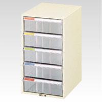 ナカバヤシ レターケース A4 深5段 1 個 LC-M5P 文房具 オフィス 用品