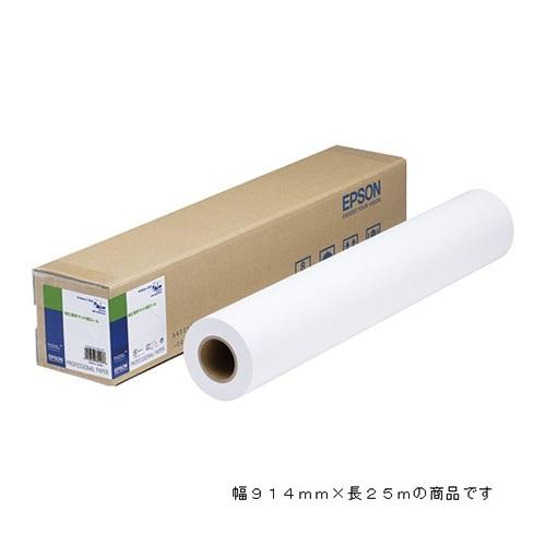 エプソン MC厚手マット紙ロール 1 本 MCSP36R4 文房具 オフィス 用品