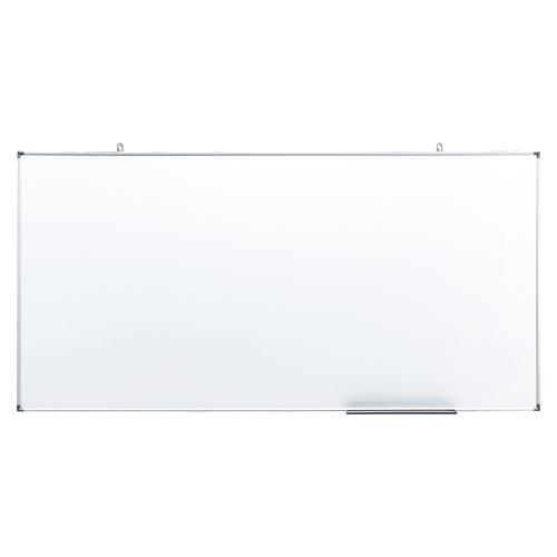 日学 アルミ枠ホワイトボード ホワイト AT-11 1枚