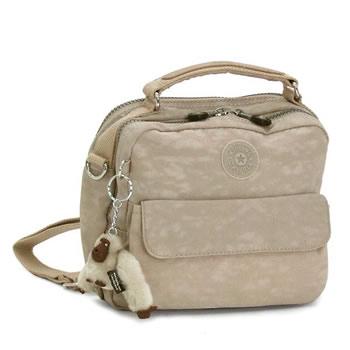 Kipling Handbag K04472 Candy Basic Bagel Beige