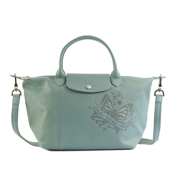LONGCHAMP LE PLIAGE CUIR TATOO ロンシャン 1512295264 PLIAGE CUIR TATOO H LBL ハンドバッグ【送料無料】