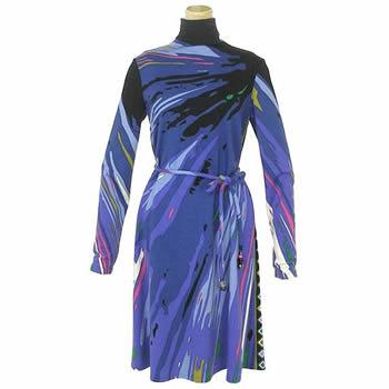 エミリオ・プッチ EMILIO PUCCI ドレス 86RH12 DRESS+BELT 321882