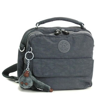 Kipling Handbag Basic K04472 Candy Slate Grey D Gy