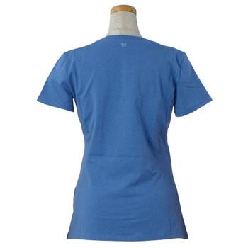マックスマーラ ウィークエンド MAXMARA WEEKEND レディース Tシャツ 59710527000 MULTIC BLUE BL6yIbfvgmY7