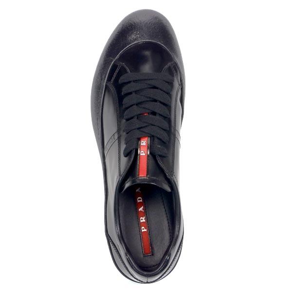 PRADA PRADA men shoes 4E2515 NERO BK