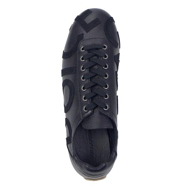 Dolce & Gabbana DOLCE & GABBANA men shoes CS0985 BLACK BK
