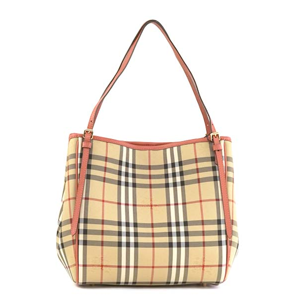 バーバリー BURBERRY ショルダーバッグ 4012454 SM CANTER HONEY/ANTIQUE ROSE PK